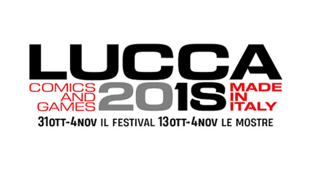 Lucca Comics And Games 2018 bus pullman sconto