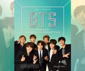BTS libro non ufficiale in italiano