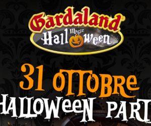 Gardaland Halloween Party 2018