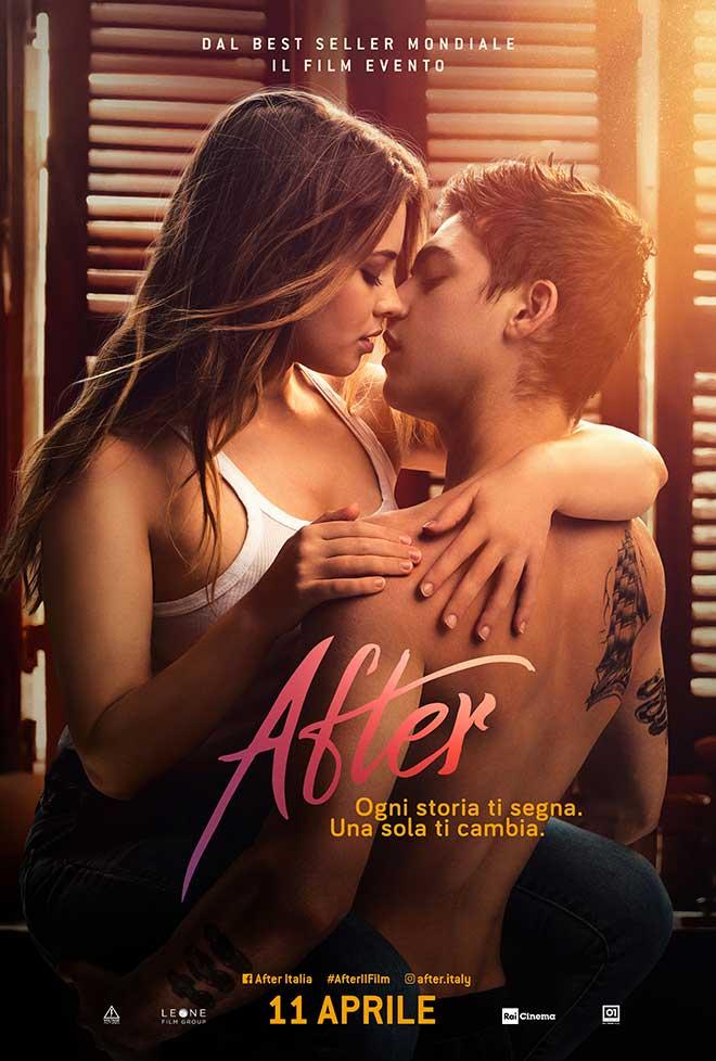 After il poster ufficiale italiano del film da Aprile al cinema