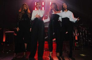 LITTLE MIX APPLE EVENT LONDRA