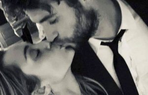 Miley Cyrus Liam Hemsworth foto matrimonio