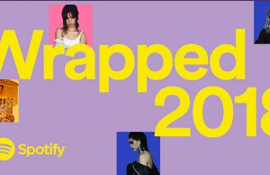 Spotify Wrapped 2018 classifica