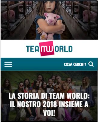 TeamWorld cosa cerchi smartphone