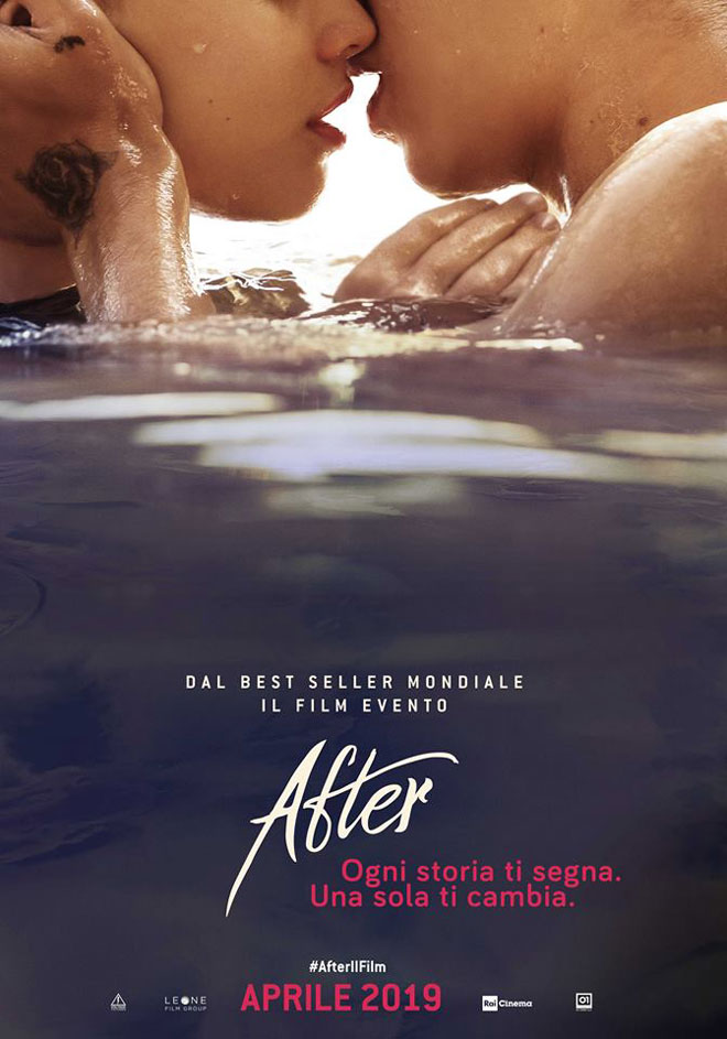 After il film: teaser poster ufficiale italiano