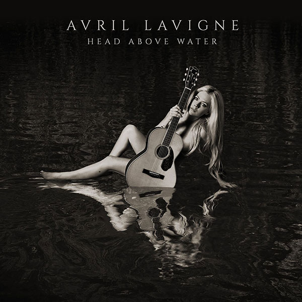 Head Above Water copertina album Avril Lavigne