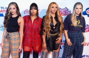 Little Mix Capital's Jingle Bell Ball 2018
