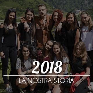 Team World La Nostra Storia 2018
