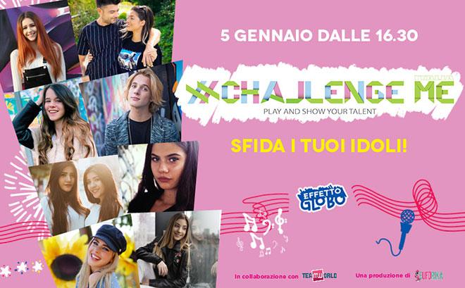 Challenge Me Italia 2019 5 gennaio