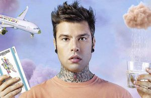 Fedez Paranoia Airlines firma copie
