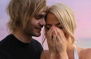 Michael Clifford si sposa Crystal