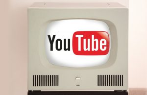 youtube in televisione