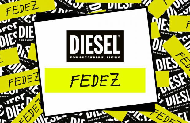 Diesel x Fedez capsule collection 2019