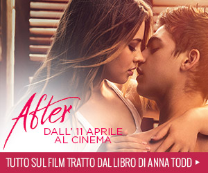 AFTER IL FILM SPECIALE