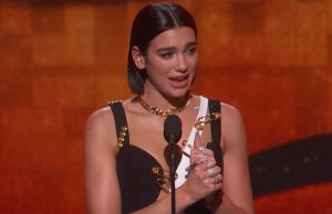 Dua Lipa Grammy Awards 2019