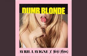 Avril Lavigne Dumb Blonde