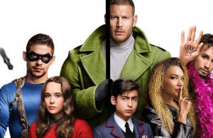 The Umbrella Academy Netflix streaming ita