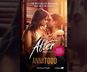 After libro Anna Todd nuova edizione