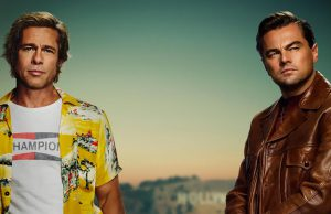 Once Upon a Time in Hollywood Leonardo DiCaprio