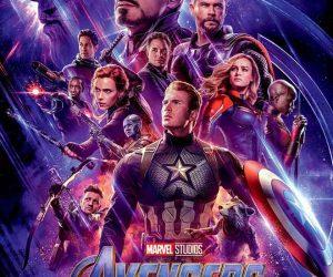 Avengers:Endgame poster film