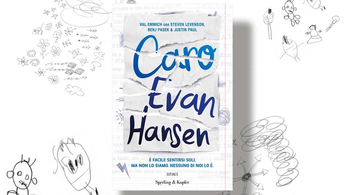 Caro Evan Hansen libro
