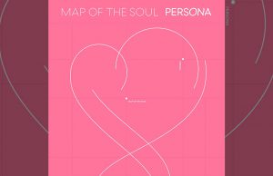 Map Of The Soul persona BTS album