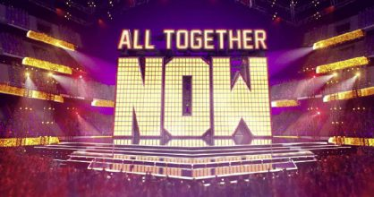 all together now Italia canale 5