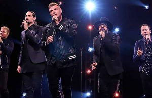 Backstreet Boys scaletta concerto milano 2019