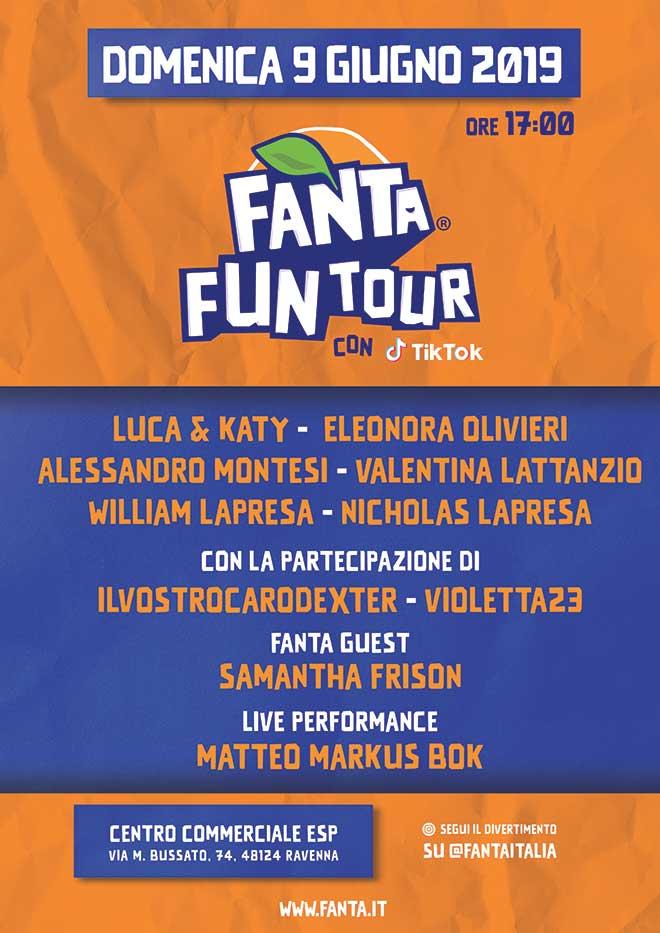 Fanta Fun Tour Ravenna