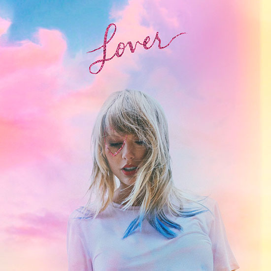 Lover cover album Taylor Swift