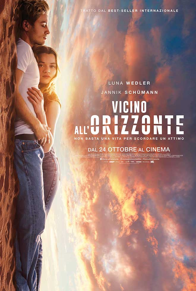 Poster italiano film Vicino all orizzonte