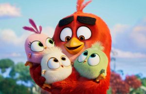 Angry Birds 2 film trailer