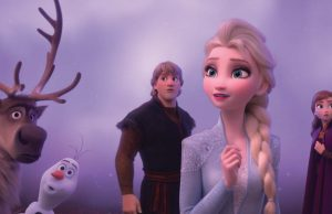Frozen 2 trailer Disney