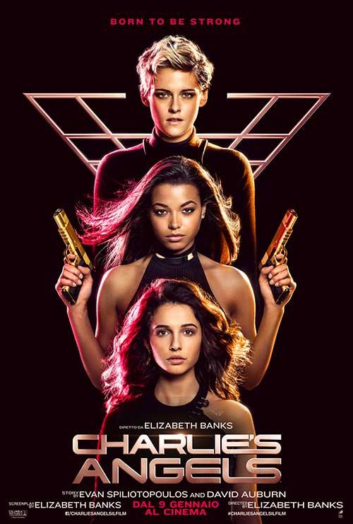Locandina film Charlies Angels 2020
