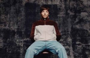 foto in primo piano di Louis Tomlinson