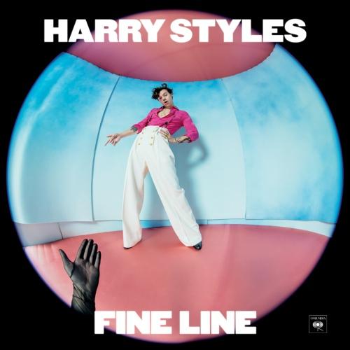 Fine Line Harry Styles cover album