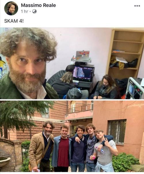 Massimo Reale Skam 4