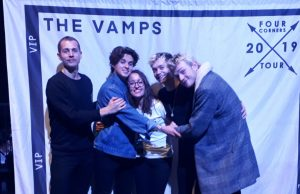 The Vamps Meet And Greet Milano 2019