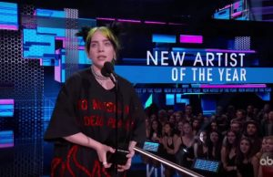 Billie Eilish Amas 2019