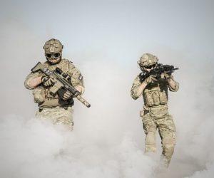 Soldati in guerra