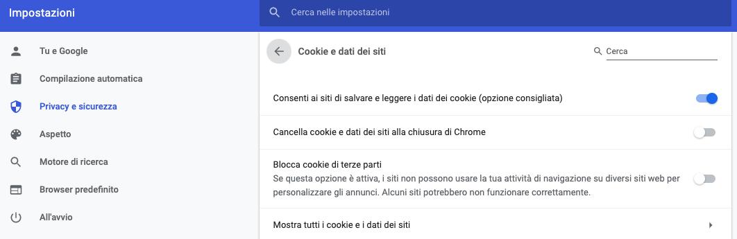 cookie-chrome-pc