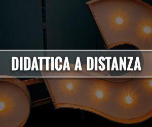 didattica a distanza significato