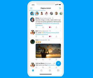 Storie Twitter Fleet