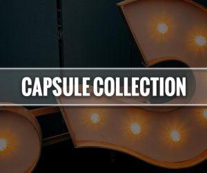 capsule collection significato