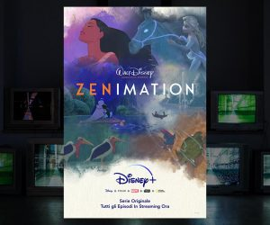 Zenimation Disney Plus