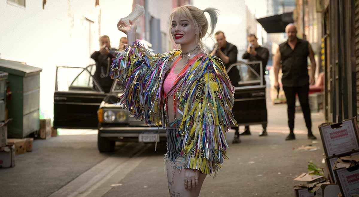Harley Quinn costume Birds of Prey