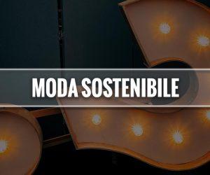 moda sostenibile significato