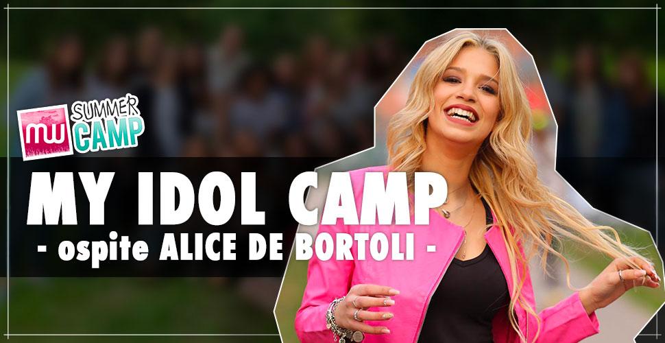 My Idol Camp Alice De Bortoli