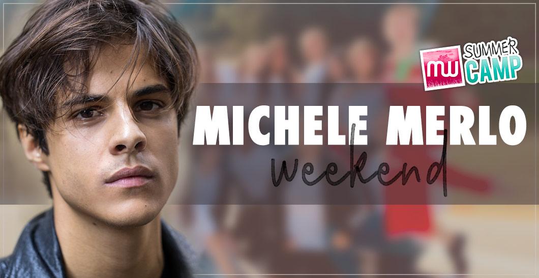 Michele Merlo Team World Summer Camp