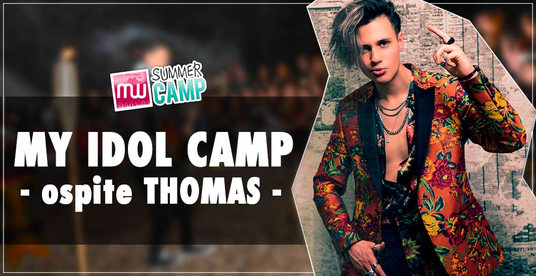 My Idol Camp Thomas Canazei Estate 2020
